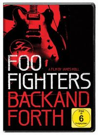 Cover Foo Fighters - Back And Forth [DVD]